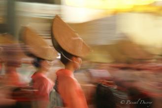 le jours des danses de rue
