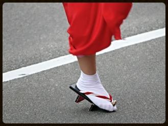 Awaodori: un flamenco de rue en deux temps..