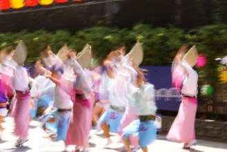 des chants de l'Awaodori