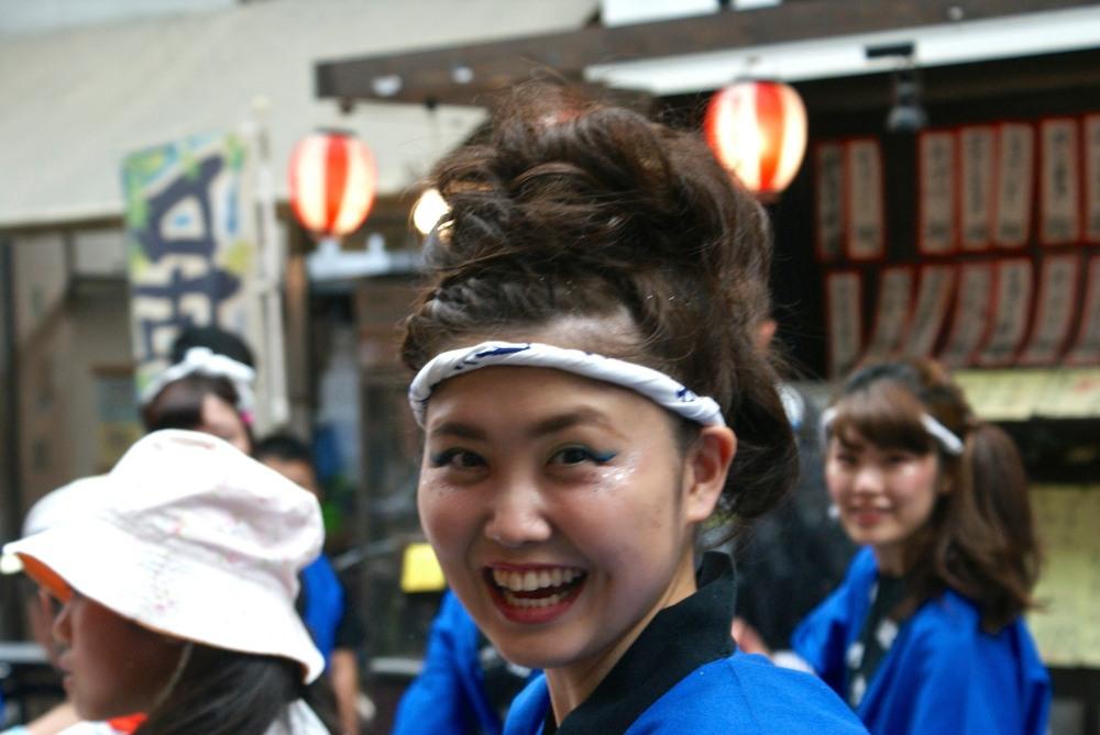 Osaka fete de quartier