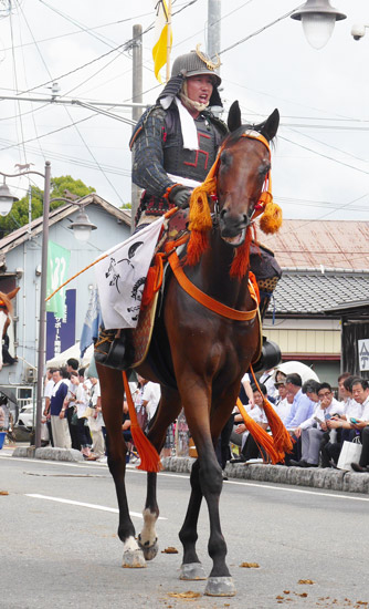 Soma nomaoi procession street fukushima festival (3)